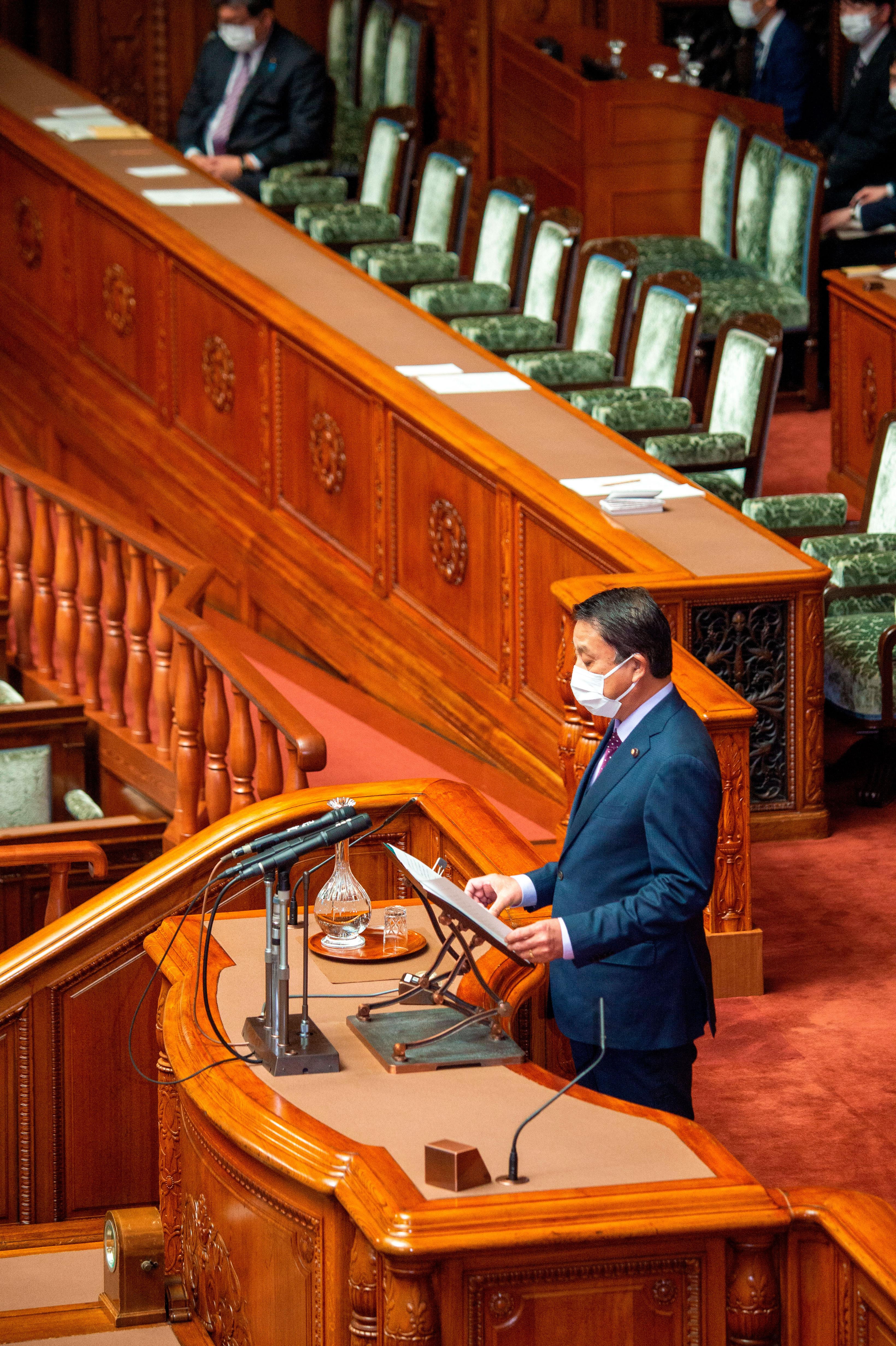 参院本会議】那谷屋正義議員が35人学級法案に賛成討論 - 立憲民主党