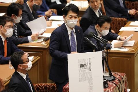 タグ「奥野総一郎」- 立憲民主党